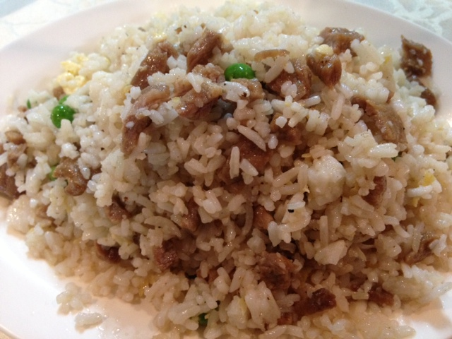 Chinese Restaurant Malta Beef Fried Rice