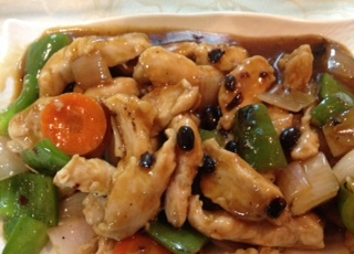 Chinese Restaurant Malta Chicken Black Bean Sauce