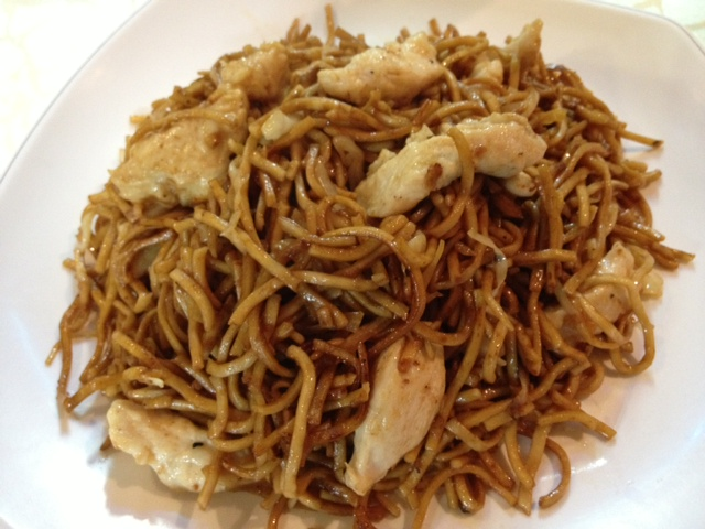 Chinese Restaurant Malta Chicken Fried Noodles