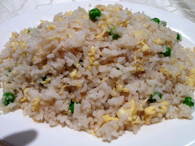 Chinese Restaurant Malta Egg Fried Rice